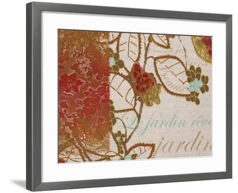 Garden Dreams-Kevin O'Brien-Framed Art Print