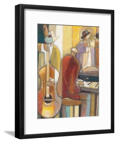 Cultural Trio 2-Norman Wyatt Jr^-Framed Art Print