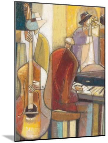 Cultural Trio 2-Norman Wyatt Jr^-Mounted Art Print