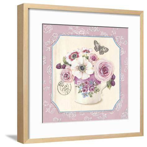 Teatime Anemones-Stefania Ferri-Framed Art Print