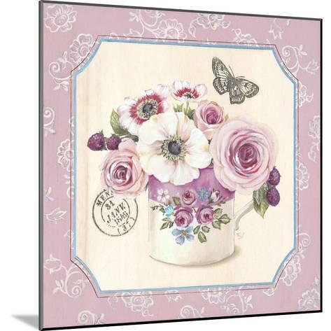 Teatime Anemones-Stefania Ferri-Mounted Art Print
