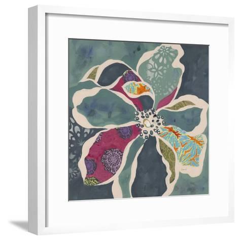 Bohemian Floral 2-Elizabeth Leonard-Framed Art Print
