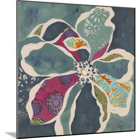 Bohemian Floral 2-Elizabeth Leonard-Mounted Art Print