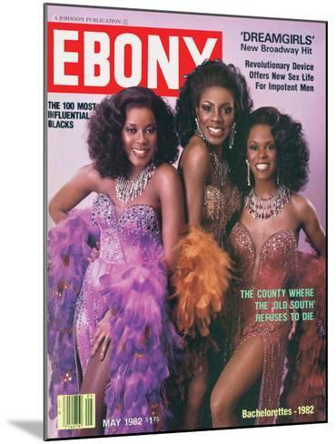 Ebony May 1982-Moneta Sleet Jr.-Mounted Photographic Print