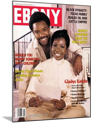 Ebony November 1982-Isaac Sutton-Mounted Photographic Print