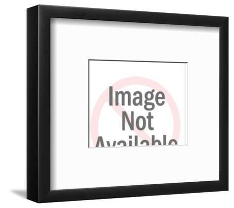"""""""There's no business deductions like show business deductions."""" - New Yorker Cartoon-Leo Cullum-Framed Art Print"""