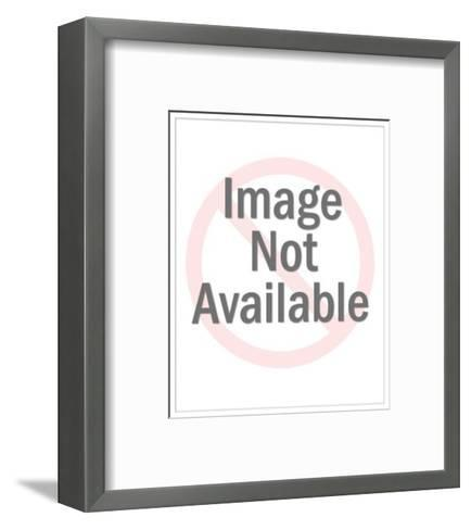"""""""Good evening. I'm your mother and I'm conducting a poll."""" - Cartoon-Peter Steiner-Framed Art Print"""