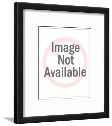 """""""Ever since lunch today, I've been thinking about lunch tomorrow."""" - New Yorker Cartoon-Leo Cullum-Framed Art Print"""