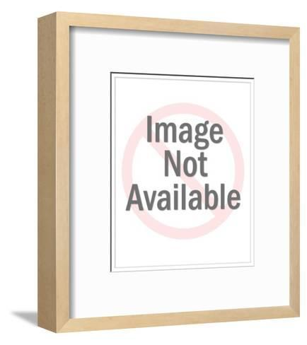 """""""I see myself in a position where mediocrity is rewarded."""" - New Yorker Cartoon-Leo Cullum-Framed Art Print"""
