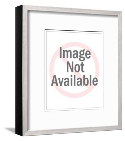 """""""Do you want me to explain to you just why you're having feelings of inade?"""" - New Yorker Cartoon-Leo Cullum-Framed Art Print"""