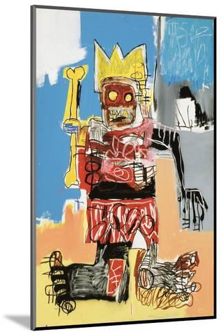 Untitled, 1982-Jean-Michel Basquiat-Mounted Giclee Print