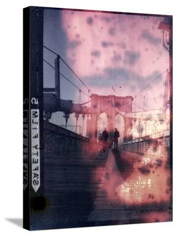 828 Vintage Bridge-Evan Morris Cohen-Stretched Canvas Print