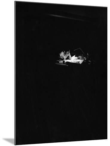 Quincy Jones - 1976-Moneta Sleet Jr.-Mounted Photographic Print