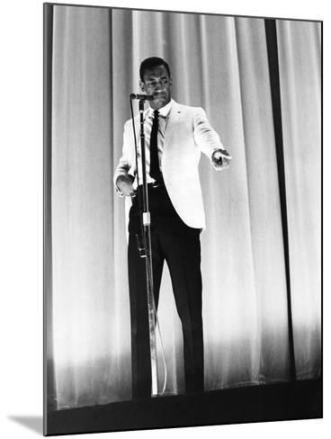 Bill Cosby-Moneta Sleet Jr.-Mounted Photographic Print