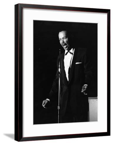 Billy Eckstine-Howard Morehead-Framed Art Print