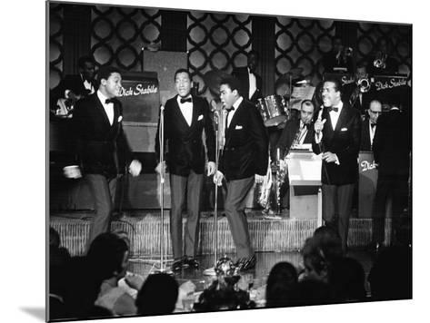 Four Tops - 1967-Bill Gillohm-Mounted Photographic Print