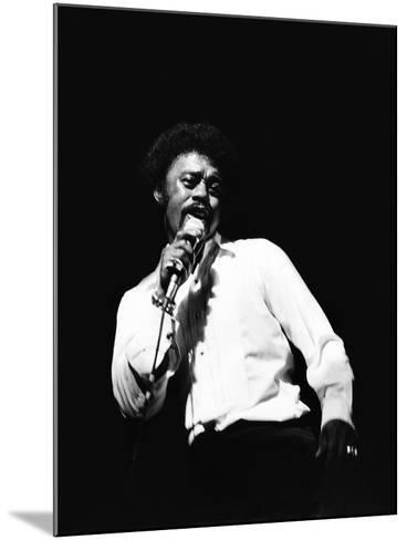 Johnnie Taylor-Norman Hunter-Mounted Photographic Print
