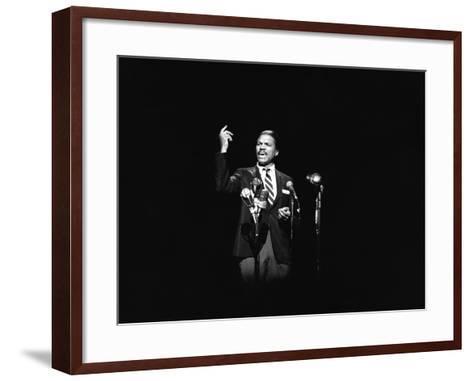 Billy Dee Wiliams - 1976-Norman Hunter-Framed Art Print
