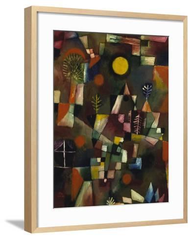 Full Moon, 1919-Paul Klee-Framed Art Print