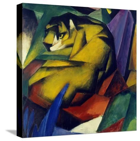 The Tiger, 1912-Franz Marc-Stretched Canvas Print