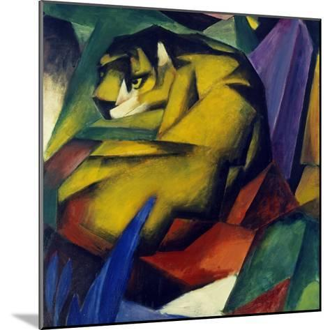 The Tiger, 1912-Franz Marc-Mounted Giclee Print