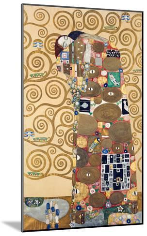 Die Erfuellung Um 1909 Werkvorlage Zum Stocletfries-Gustav Klimt-Mounted Giclee Print
