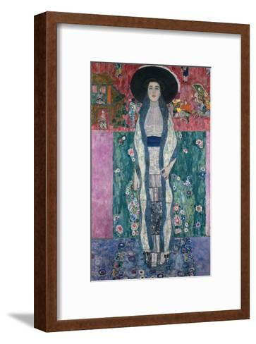 Bildnis Adele Bloch-Bauer Ii, 1912-Gustav Klimt-Framed Art Print
