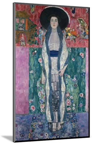 Bildnis Adele Bloch-Bauer Ii, 1912-Gustav Klimt-Mounted Giclee Print
