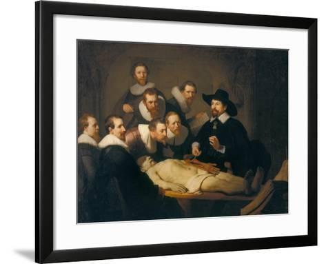 The Anatomy Lesson of Dr Nicolaes Tulp, 1632 Giclee Print by ...