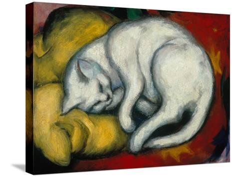 The White Cat, 1912-Franz Marc-Stretched Canvas Print