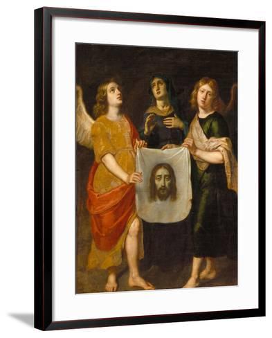 St. Veronica-Gaspard de Crayer-Framed Art Print