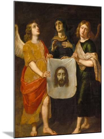 St. Veronica-Gaspard de Crayer-Mounted Giclee Print