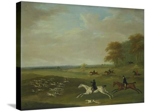 Coursing, 1813-John Nost Sartorius-Stretched Canvas Print