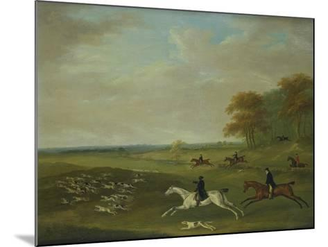 Coursing, 1813-John Nost Sartorius-Mounted Giclee Print