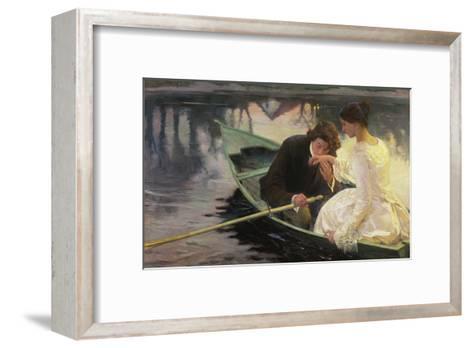 Traeumerei-Franz Guillery-Framed Art Print