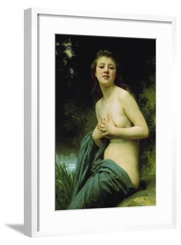 Heavenly Spring, 1895-William Adolphe Bouguereau-Framed Art Print