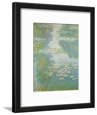 Waterlilies, 1908-Claude Monet-Framed Art Print