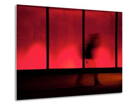 The Art of Disappearing-Sharon Wish-Metal Print