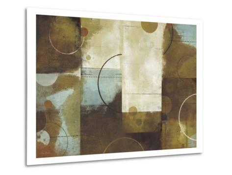 April Showers I-Mo Mullan-Metal Print
