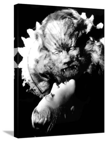 Beauty and the Beast, (aka 'Belle Et La B?te, La'), Josette Day, Jean Marais, 1946--Stretched Canvas Print
