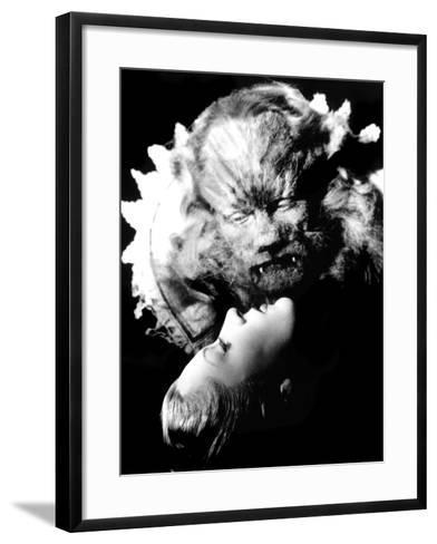 Beauty and the Beast, (aka 'Belle Et La B?te, La'), Josette Day, Jean Marais, 1946--Framed Art Print