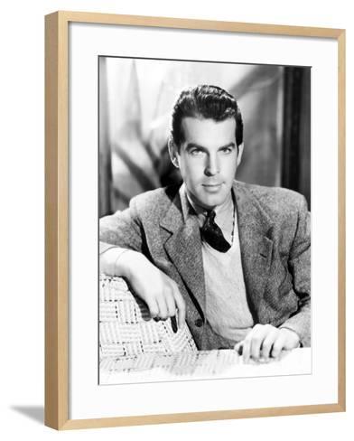 Fred MacMurray, 1936--Framed Art Print