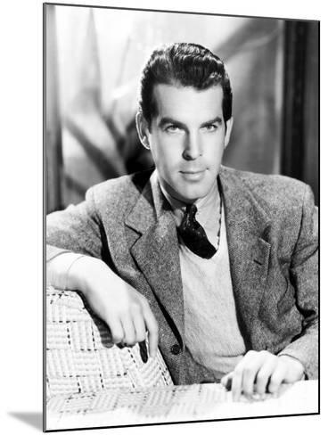 Fred MacMurray, 1936--Mounted Photo