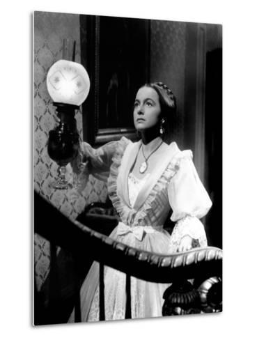 The Heiress, Olivia De Havilland, 1949--Metal Print