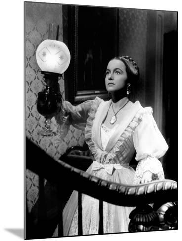 The Heiress, Olivia De Havilland, 1949--Mounted Photo