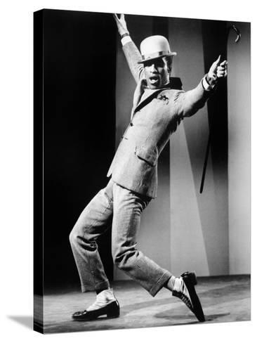 Porgy and Bess, Sammy Davis, Jr., 1959--Stretched Canvas Print