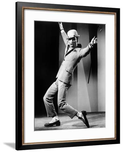 Porgy and Bess, Sammy Davis, Jr., 1959--Framed Art Print