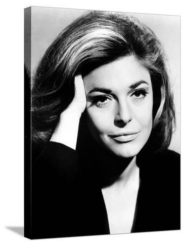 The Graduate, Anne Bancroft, 1967--Stretched Canvas Print