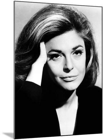 The Graduate, Anne Bancroft, 1967--Mounted Photo