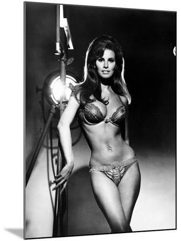 Raquel Welch, Portrait from the Film, Bedazzled, 1967--Mounted Photo